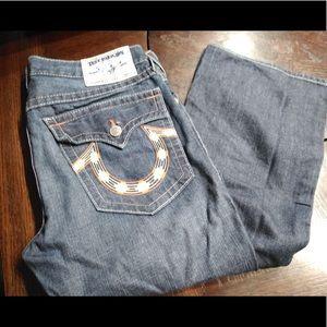 NWOT True Religion Bootcut Jeans